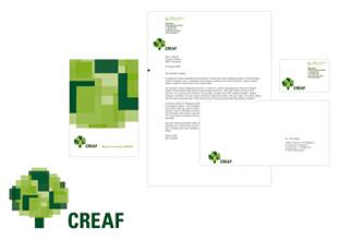 logotip del Creaf i aplicacions