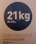 coberta del llibre 34 kilos de co2