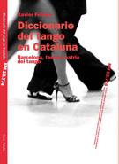 coberta de diccionario del tango en Cataluña