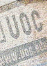 coberta del desplegable 15 anys de la UOC