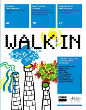 coberta la revista walk in