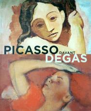 coberta de Picasso davant Degas